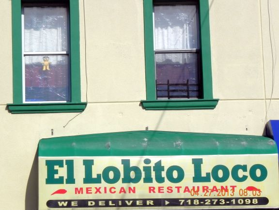 Many Mexican restaurants along Port Richmond Avenue, but for a good one stay in Manhattan.