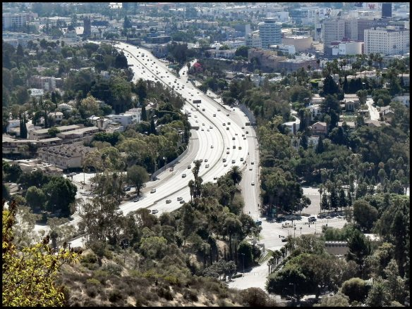Hollywood Freeway, Los Angeles, 2010
