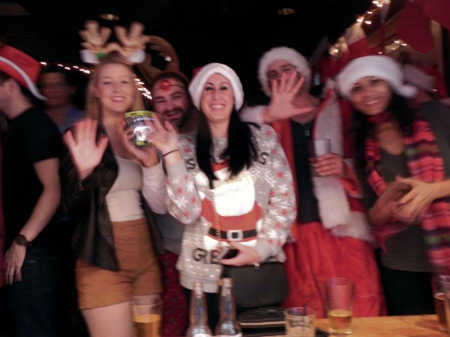 Santa Con 12/12/15