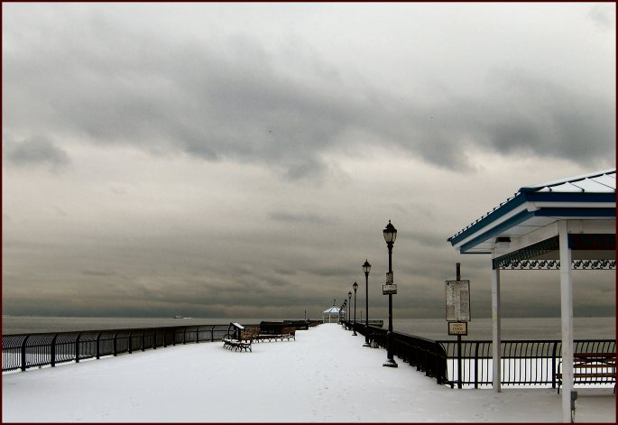 fdr boardwalk winter